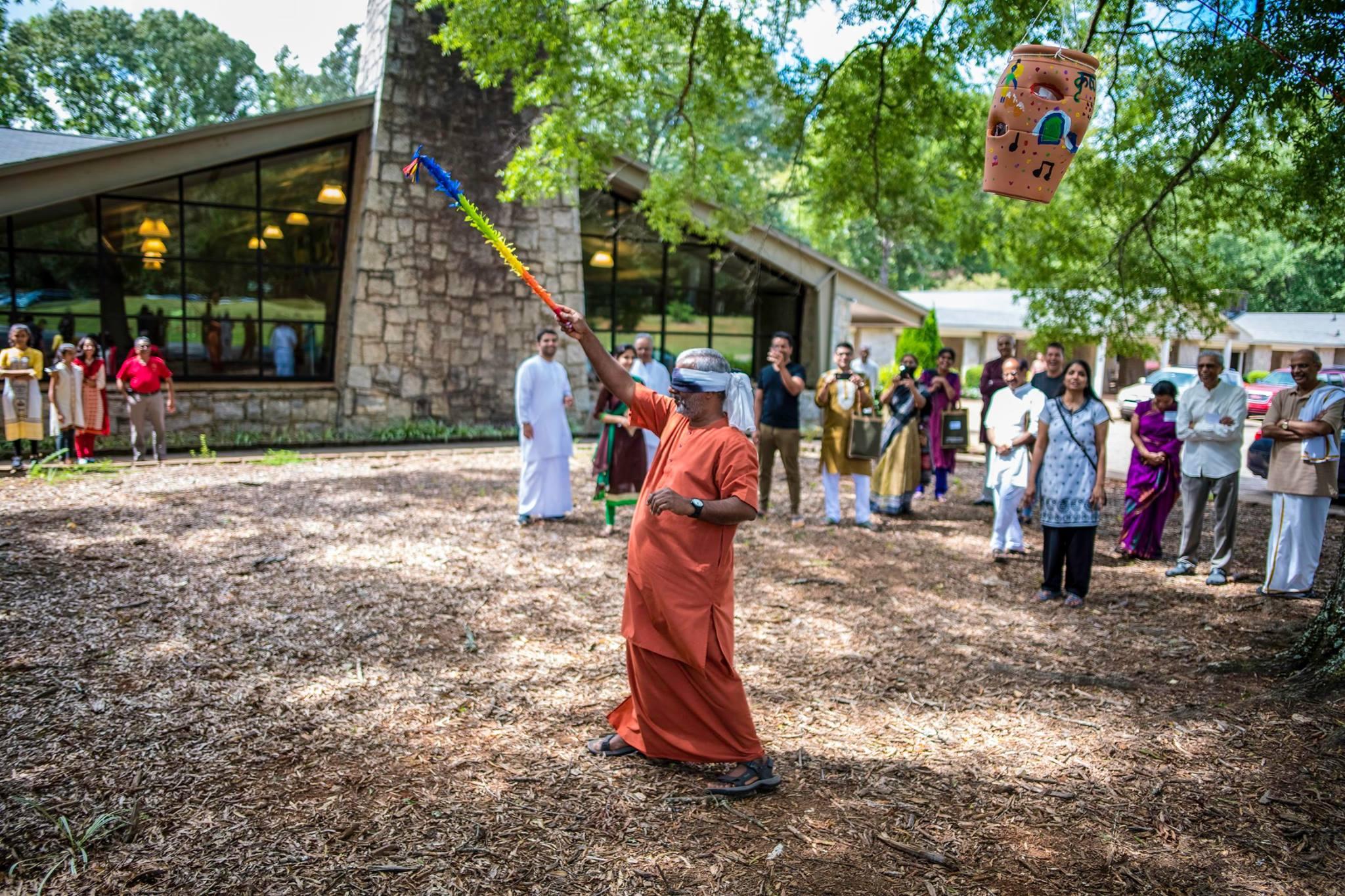 Swamiji - Janmastami matki